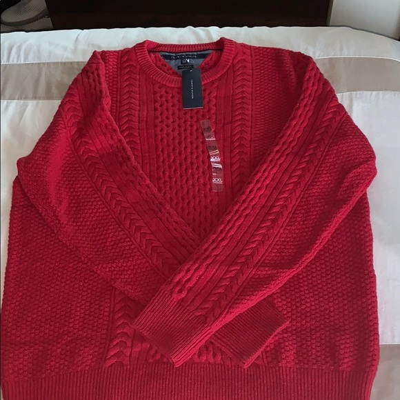 Tommy Hilfiger Other - Tommy Hilfiger Wool Christmas Sweater